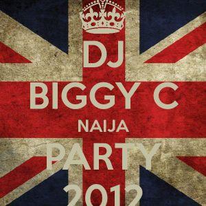 DJ Biggy C Naija Party 2012 Vol. 1