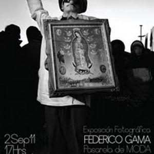 Iztapalabra entrevista al fotógrafo  Federico Gama el día 02 09 2011 por Radio Faro 90.1 FM!!