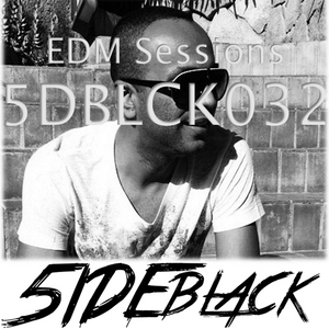 5DBLCK032 - EDM Sessions by 5IDEblack - 23/10/2015