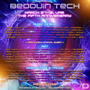 SPOTZER @DISORIENT Bedouin Tech 2018, Dubai - 28 March 2018