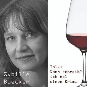 wortbar: Krimi-Autorin Sybille Baecker über das Schreiben und den Reiz des Krimis, 30.9.2014