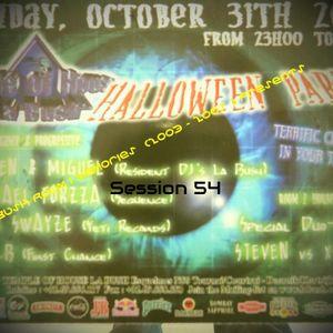 La bush memories presents Session 54 31-10-2003 Halloween night Dj Dave Swayze