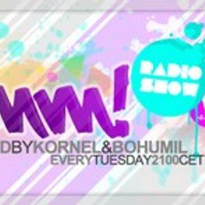 Fmon - Live @ Nugen.Fm HMM! 029 (2010-10-26)
