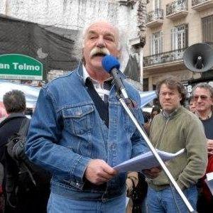 Carlos Girotti: DDHH y fractura CGT