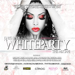 Dj Big Spade Dr. Xclusive - White Party Mixtape (Kid Capri)