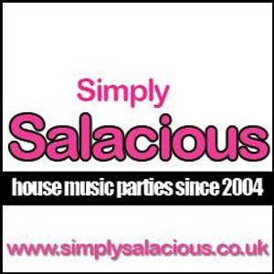 The Simply Salacious Dance Party with Peter Borg June 30th 2015