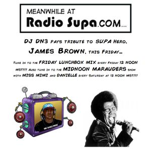 The Friday Lunchbox Mix - James Brown Edition