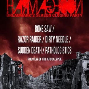 DJ Pathologistics - Harmagedon promomix