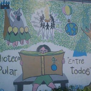 """27 - 04 - ST Columna Bibliotecas - Eugenia Leiva: Biblioteca Popular """"Entre todos"""""""
