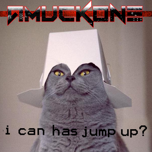 Amuckone - I Can Haz Jump Up?