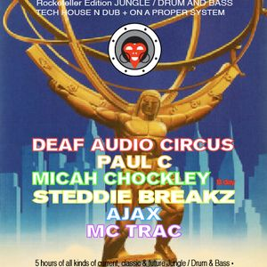In deep n dance Rockefeller Dub