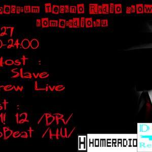 Audio Beat - Spectrum Techno Homeradio 27.11.2012.