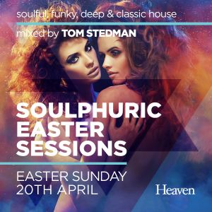 Soulphuric Easter Sessions 2014