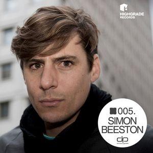 Simon Beeston [Highgrade Records] - OHMcast #005 by OnlyHouseMusic.org