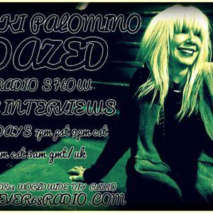 Dazed Radio Show recorded live 07-07-14.