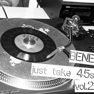 Just Take 45s Vol.2 - A