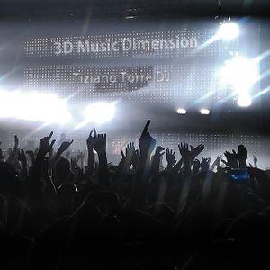 3D TRANCE DIMENSION    RADIO SET  ONE    2012   TIZIANO TORRE DJ