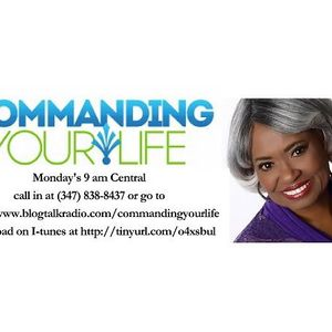 Living in Grace with Authoress and Blogtalkradio host Terry E. Lyle