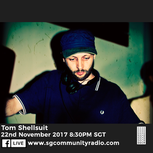SGCR Radio Show #18 - 22.11.2017 Episode Part 2 ft. Tom Shellsuit