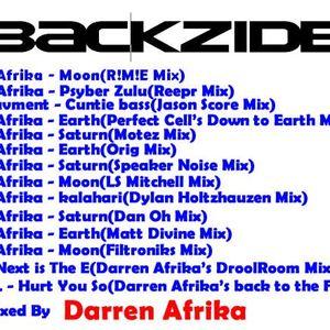 Darren Afrika - Backzide Records - Past, Present & Future !!