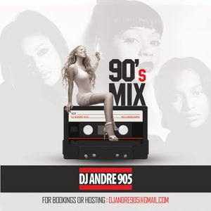 90s R&B MIX BY DJ ANDRE 905