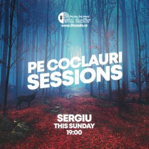 Pe Coclauri Sessions - Guest Mix SERGIU @IFM Radio (Season 1 Ep.6)