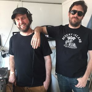 The Almond Brothers @ The Lot Radio 06-22-2017