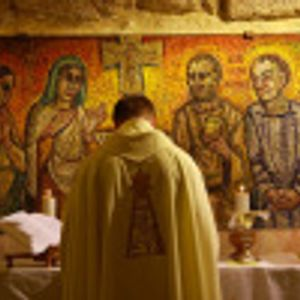 """""""Every Priest Has His Own Vocation Story…"""" – Homily by Fr. Nathan"""