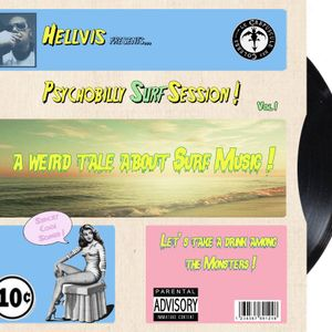 A Weird Tale about Surf Music ! By Hellvis