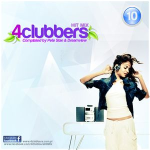 4 Clubbers Hit Mix vol. 10 (2012) CD 2