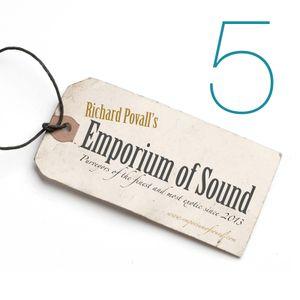 Richard Povall's Emporium of Sound Series 5 Nr 1