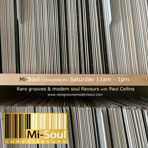 Rare grooves & modern soul flavours (#691) 2nd February 2019 Mi-Soul Connoisseurs