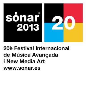 L'HORA HAC 542 - Especial Sónar 2013 (7.6.13)