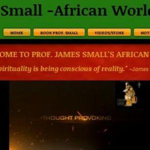 21 Days to Discovery w/ Professor James Small w/ intro by Malik Zulu Shabazz