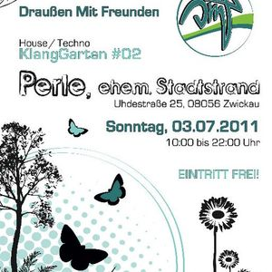 03.07.11   Peter Miese @ KlangGarten #02   Perle, Zwickau