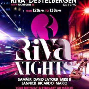 dj Jannick @ Riva - Riva Nights 28-02-2015