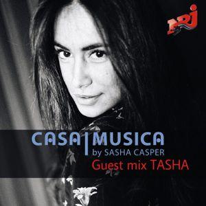 #49 Casa Musica by Sasha Casper  Guest mix TASHA