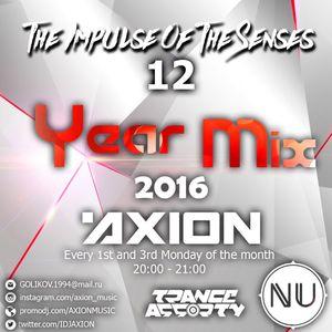 AXION - The Impulse Of The Senses #12 YEAR MIX