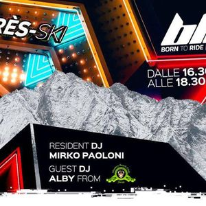 Btr Weekend pres. Deep Mountain #4 W/ Mirko Paoloni & Alby from Monkey Beach Club * Tenerife