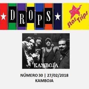 Drops Star Trips - Edição 30 - KAMBOJA