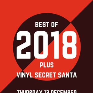 Glossop Record Club - Best of 2018 (December 2018)