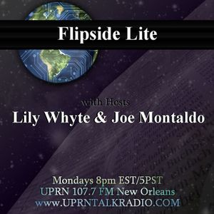 Ep 233 Flipside Lite Nov 07 2016 Lily Whyte & Joe Montaldo Oh my god is it all must over please