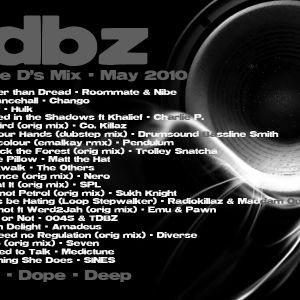 TDBZ - Triple D's Mix - May 2010