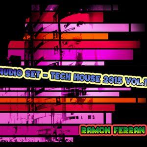 audio set tech house 2015 Vol.1