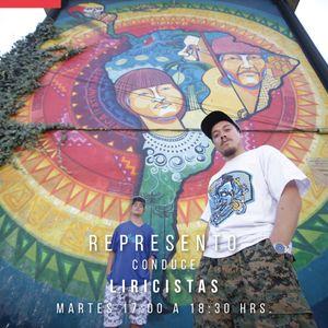 REPRESENTO PROGRAMA 10 - INVITADOS HORDATOJ Y DJ TEE