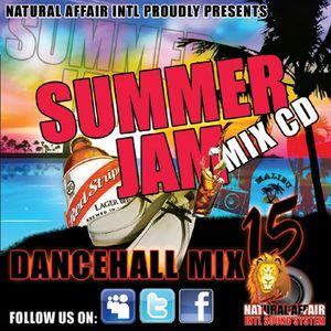 NATURAL AFFAIR SOUND - SUMMER JAM(2010)