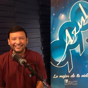 Entrevista Desayuno Azul - 21 de Setiembre, 2017 (Familia Política)