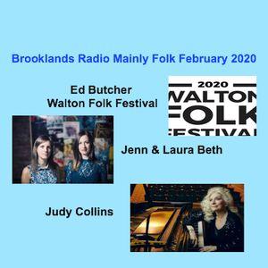 Brooklands Radio Mainly Folk February 2020