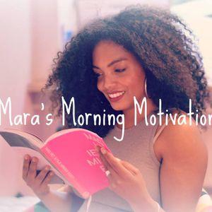 #84 Mara's Morning Motivation 8-11-2016  ''(Her)schrijf je verhaal''