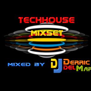 TechHouse-Mixset (mixed by DJ Derric del Mar)